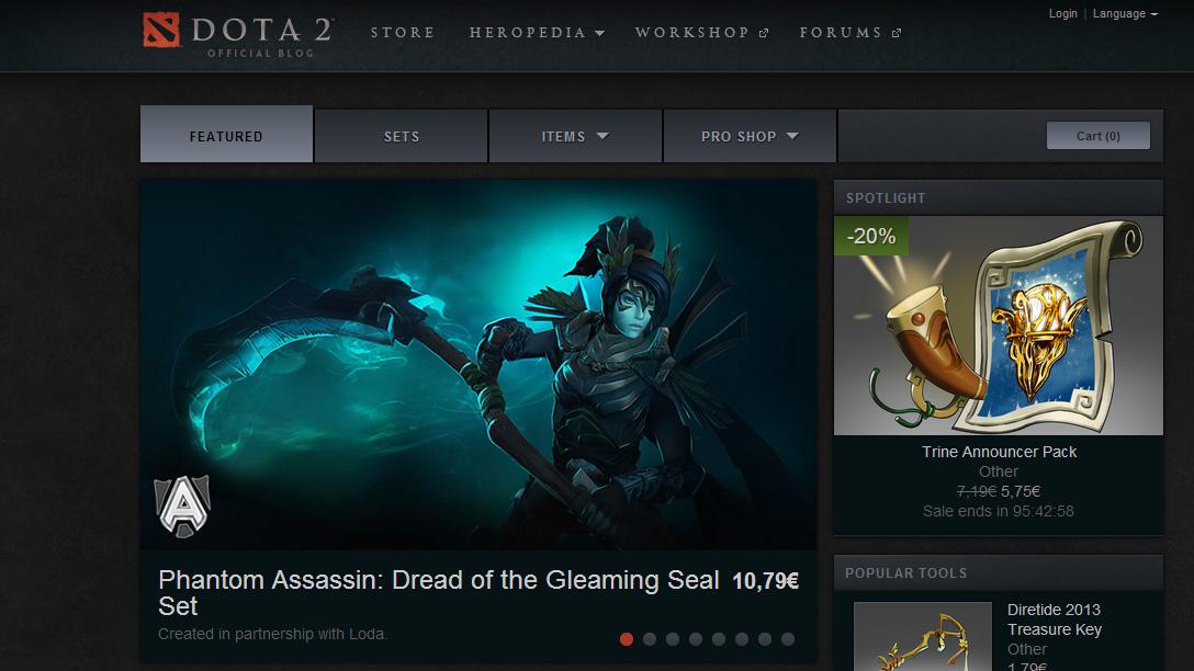 Gleaming Seal set – Lod[A]