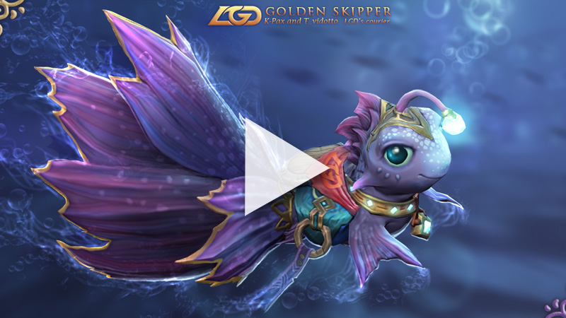 Golden Skipper – LGD Courier